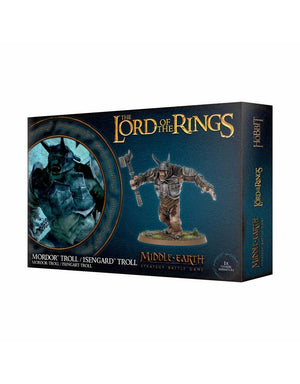 Games Workshop Forces Of Evil: Mordor Troll / Isengard Troll