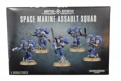 Games Workshop Assault Squad