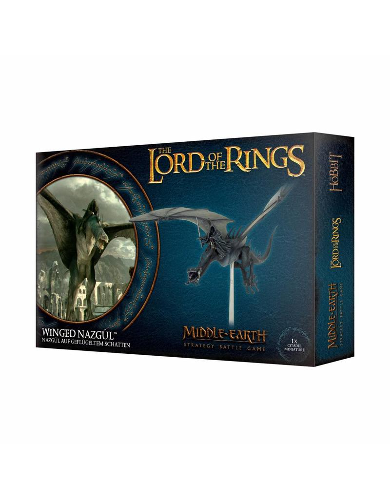 Games Workshop Forces Of Evil: Winged Nazgul