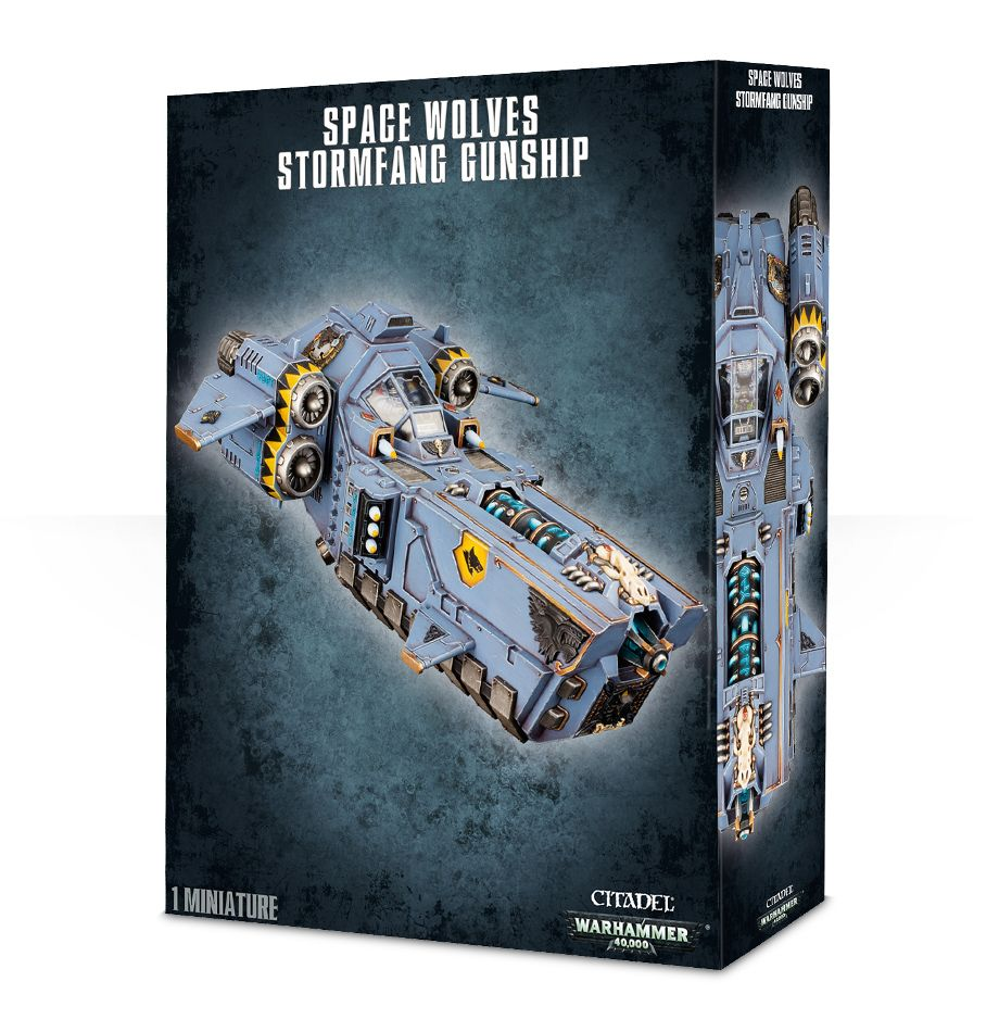 Games Workshop Stormwolf/Stormfang Gunship