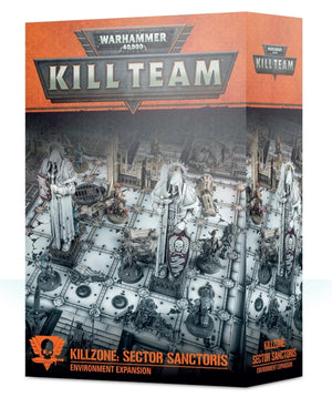 Games Workshop Killzone: Sector Sanctoris Environment Expansion