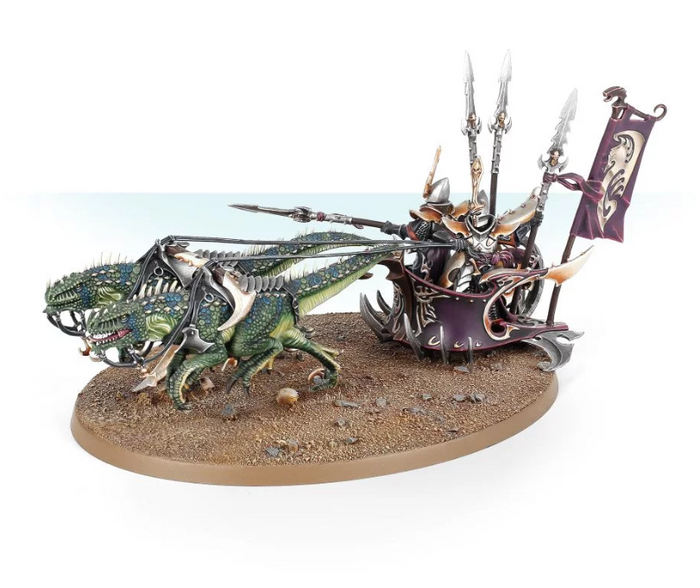 Games Workshop Drakespawn Chariot / Scourgerunner Chariot