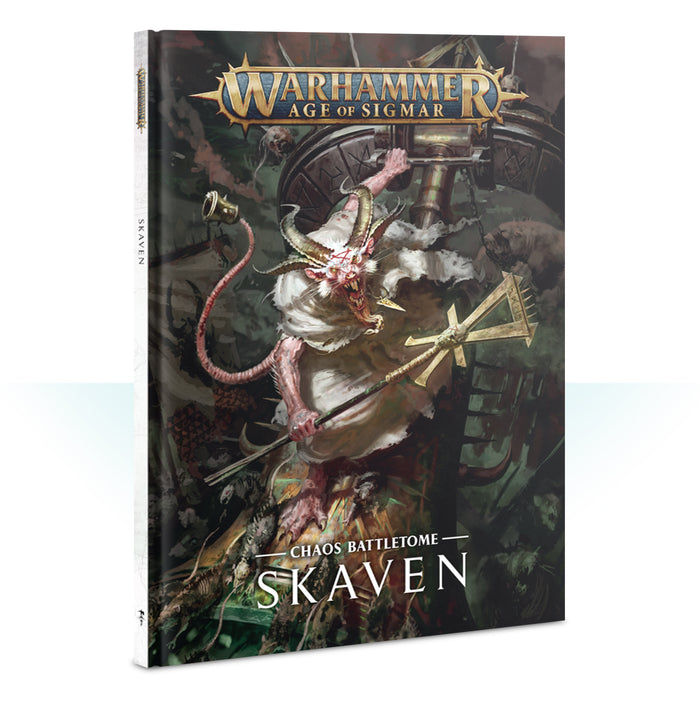 Games Workshop Battletome: Skaven