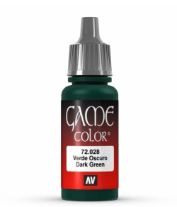 Vallejo Dark Green 17ml