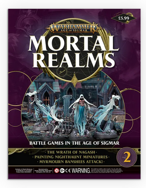 Warhammer: Age Of Sigmar: Mortal Realms #2