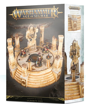 Games Workshop Dominion of Sigmar: Sigmarite Dais
