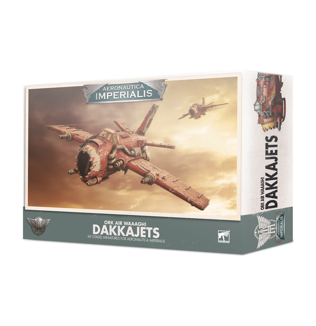 Games Workshop  Ork Air Waaagh! Dakkajets