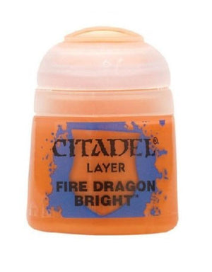 Citadel Layer Fire Dragon Bright 12Ml