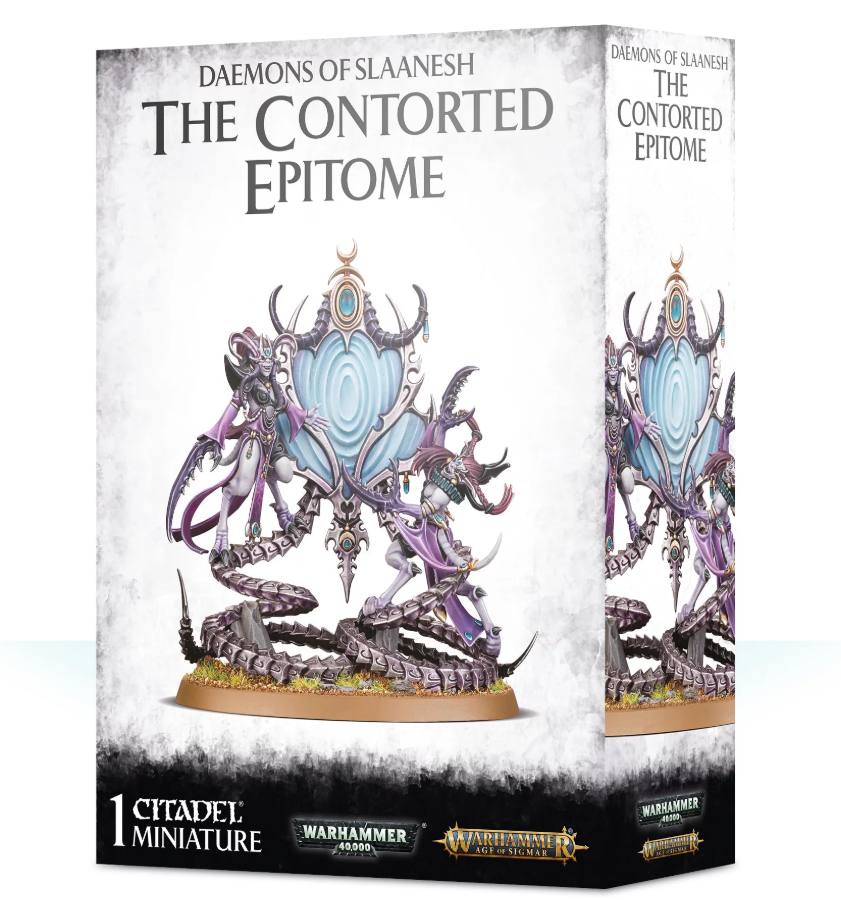 Games Workshop The Contorted Epitome