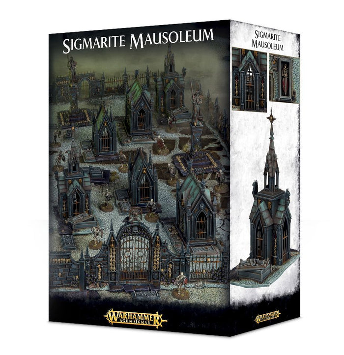 Games Workshop Sigmarite Mausoleum