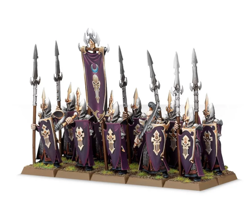 Games Workshop Dreadspears / Darkshards / Bleakswords