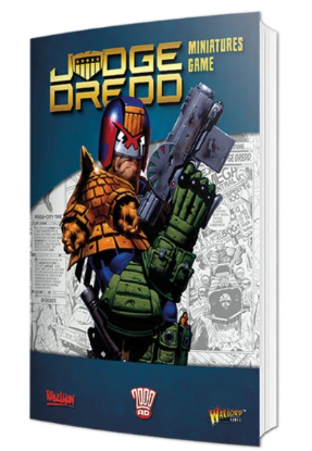 Judge Dredd Rulebook