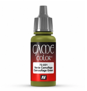 Vallejo Camouflage Green 17ml