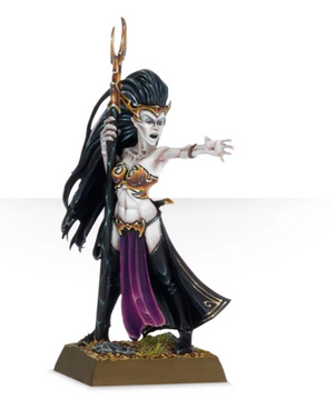 Games Workshop Sorceress