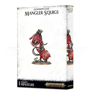 Games Workshop Mangler Squigs