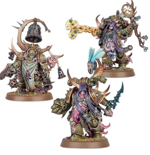 Games Workshop - Chosen of Mortarion