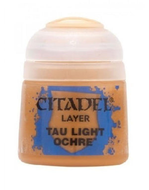 Citadel Layer Tau Light Ochre 12Ml