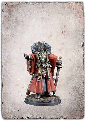 Hundred Kingdoms: Theist Priest - SKU PBW7221