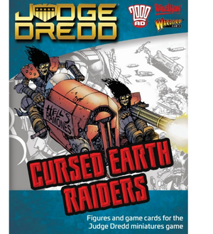 Warlord Games  Judge Dredd: Cursed Earth Raiders