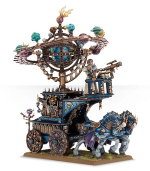 Games Workshop Luminark of Hysh / Celestial Hurricanum