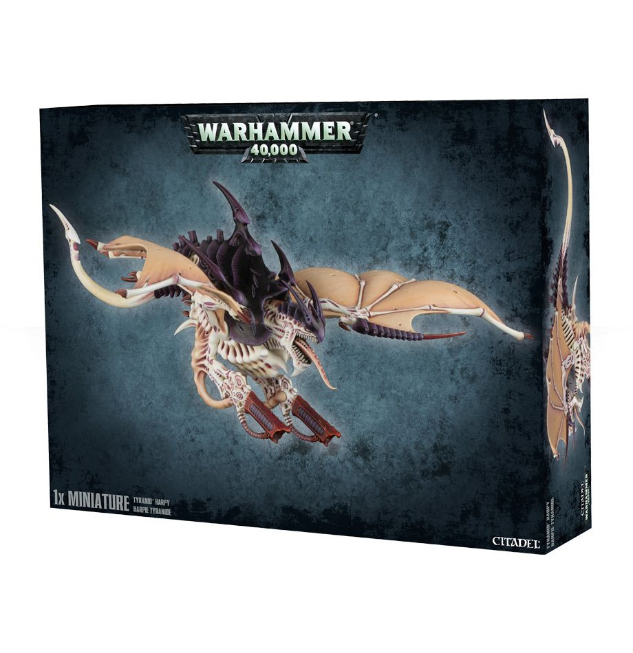 Games Workshop Tyranid Harpy/Hive Crone
