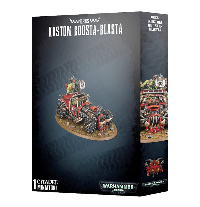 Games Workshop Kustom Boosta-blasta