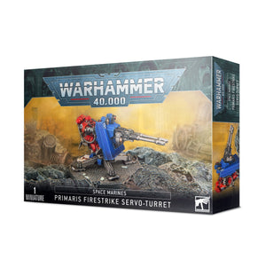Games Workshop Firestrike Servo-Turret