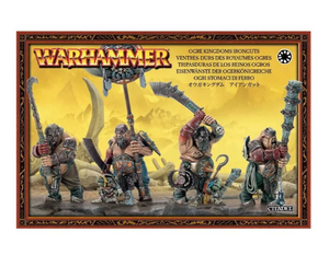 Games Workshop Ironguts