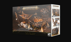 Games Workshop Great Mawpot
