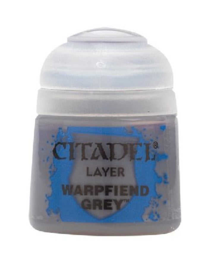 Citadel Layer Warpfiend Grey 12Ml