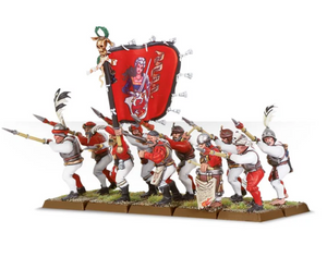 Games Workshop Freeguild Guard / halberds / swords