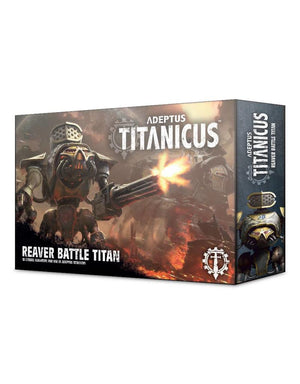 Games Workshop Reaver Battle Titan