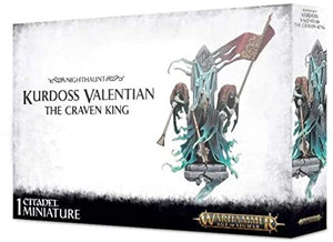 Nighthaunts Kurdoss Valentian The Craven King