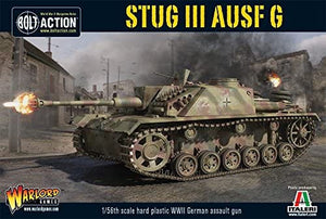 Bolt Action: Stug III ausf G or StuH-42 plastic box set