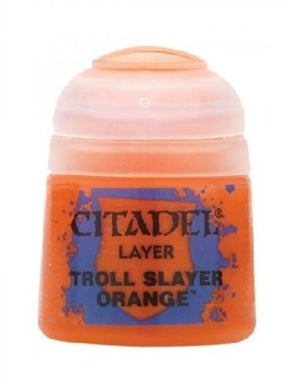 Citadel Layer  Troll Slayer Orange 12Ml