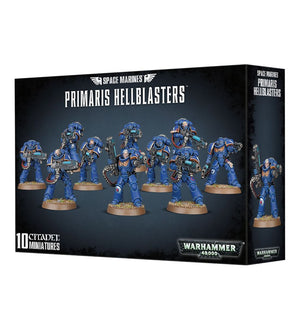 Games Workshop Primaris Hellblasters