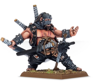 Games Workshop man eater