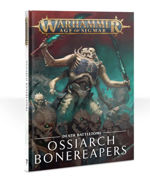Games Workshop Battletome: Ossiarch Bonereapers