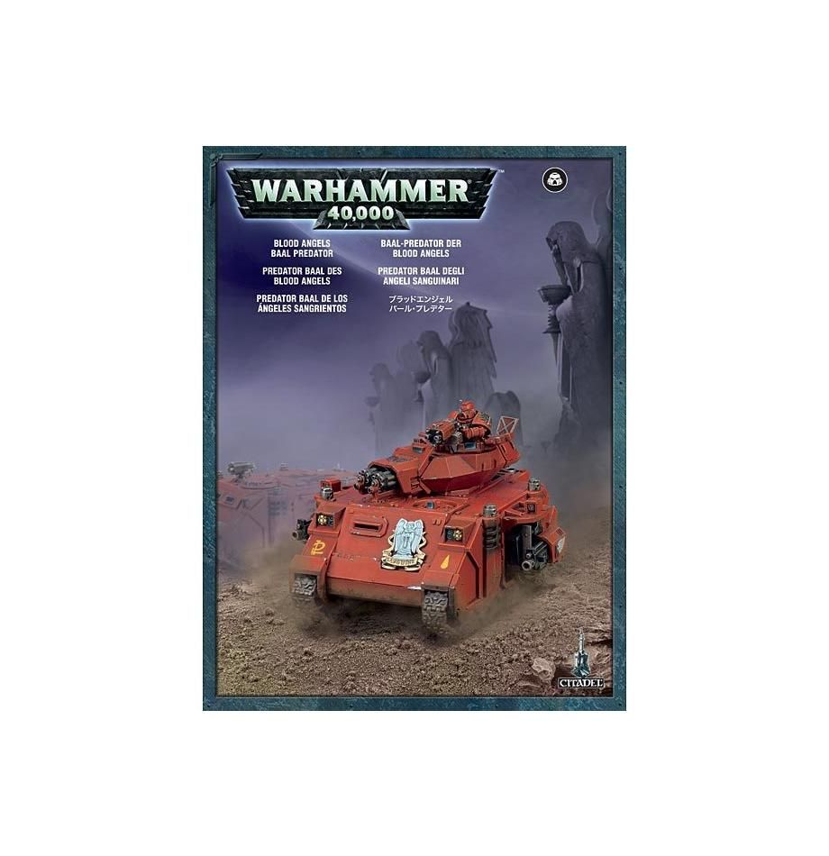 Games Workshop Baal Predator