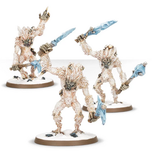 Games Workshop Icefall Yhetees