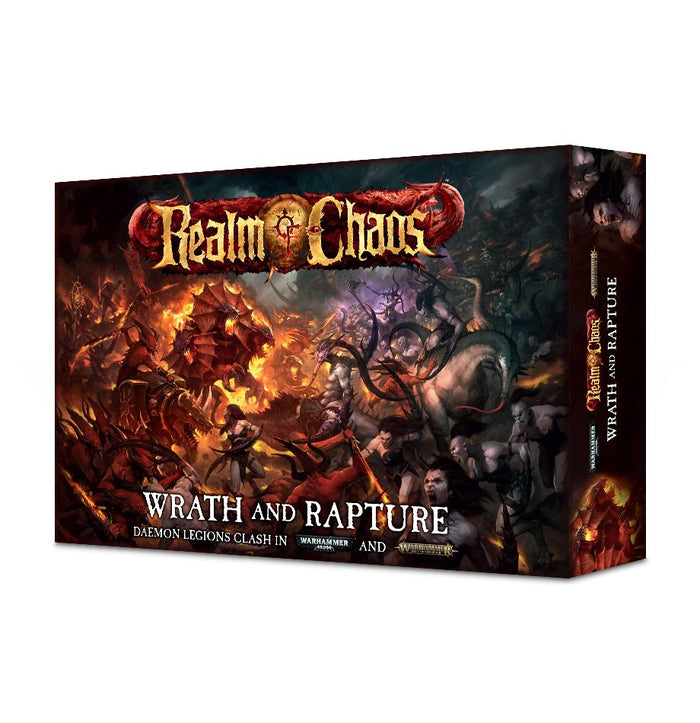 Games Workshop Realm of Chaos: Wrath & Rapture