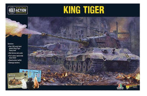 Bolt Action:  King Tiger