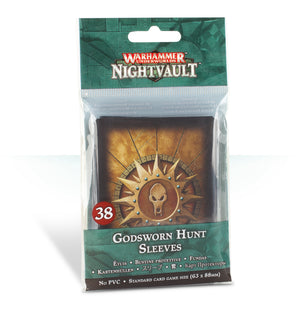 Games Workshop Godsworn Hunt Sleeves