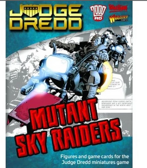Warlord Games Judge Dredd: Mutant Sky Raiders