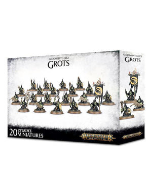 GAMES WORKSHOP GLOOMSPITE GITZ: GROTS