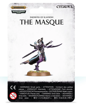 Games Workshop The Masque