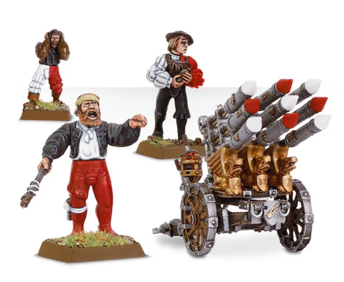 Games Workshop Helstorm Rocket Battery