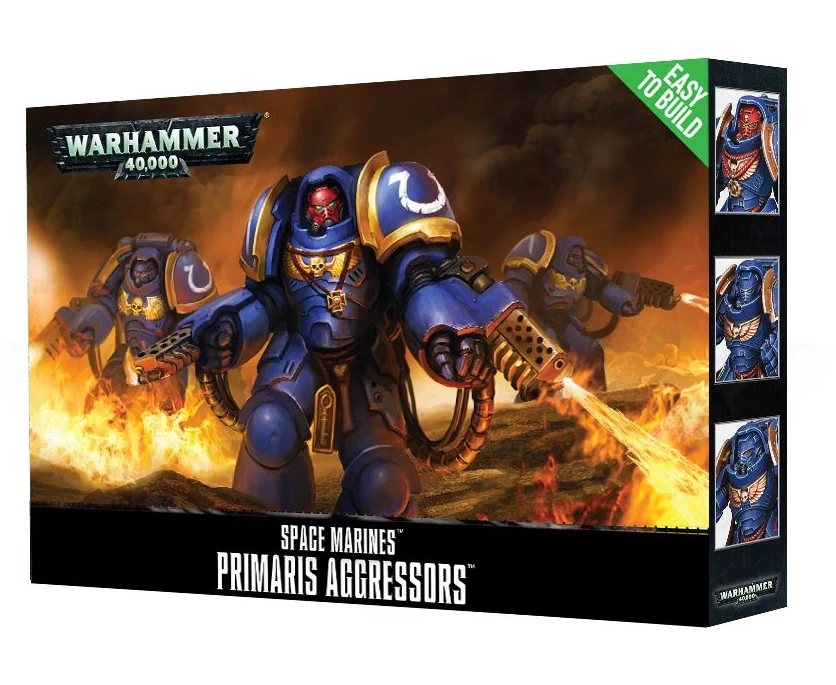 Games Workshop Easy Build Aggressors