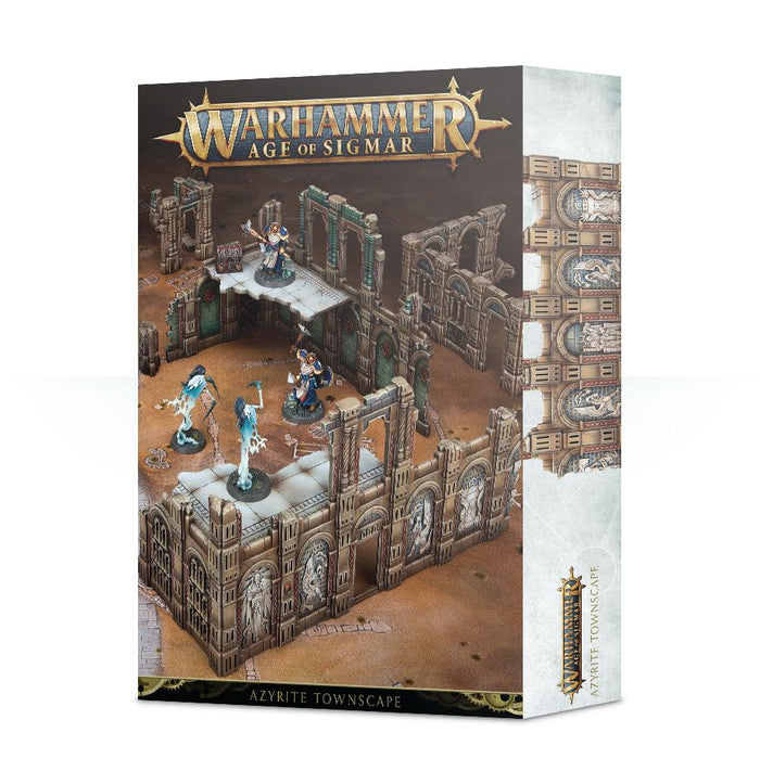 Games Workshop Azyrite Townscape