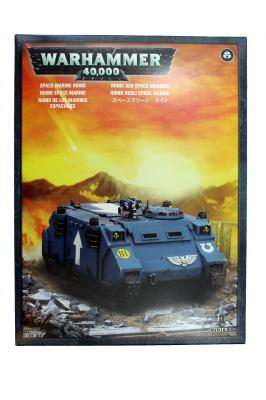 Games Workshop Rhino